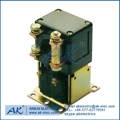 dc contactor electric motor start switch 150A 300A (GE150A GE300A)