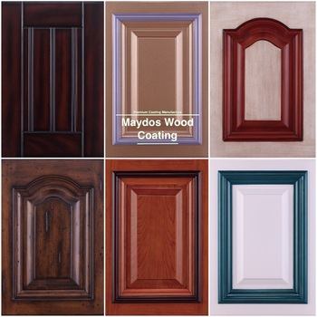 Wood polish materials two component pu paint polyurethane furniture wood coating