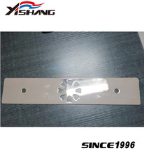 Custom Laser Engraving Stainless Steel Fabrication/Sheet Metal With Rubber Spraying Fabrication Maker