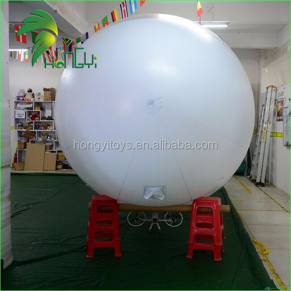Inflatable Remote Control Airship (4)