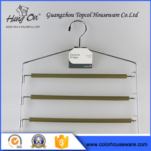 Bedroom Clothes Hanger Stand , Extended Clothes Hanger