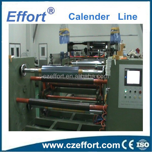 Calender roller for PET/PP/PS sheet extruding line