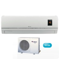 Inverter Ductless mini split air conditioner with quick installation kit 16ft.