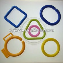 Plastic Circle for Toys and Albums