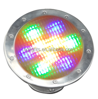 Outdoor RGB 9w 12w Led underwater Light For Fountain