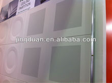 perforated metal sound absorption panels machine