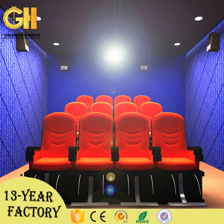 Gold Hunter Cinema Chairs Prices Electronic 5D Cinema Chairs For Sale