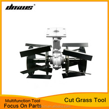 Cheap Price Mini Rotary-Tiller Cultivator/Multi-function Machine Cut Grass Blade