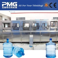 Hot sale and best price 5 gallon water filling machine / 5 gallon bottle washer machine