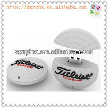 promotional gift ball shape rubber usb flash memory 2.0