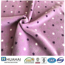 Factory Price High Quality Custom Polyester FDY Polar Fleece Fabric