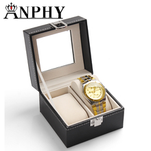 ANPHY C46 Couple Watch Packaging Display Box Lovers' Watch Holder Box