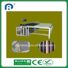 Ultrasonic curtain fabrics Cutting Machine