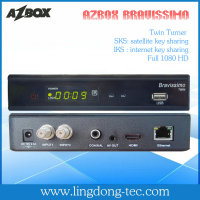 receptor azbox bravissimo twin hd iks sks free for south america