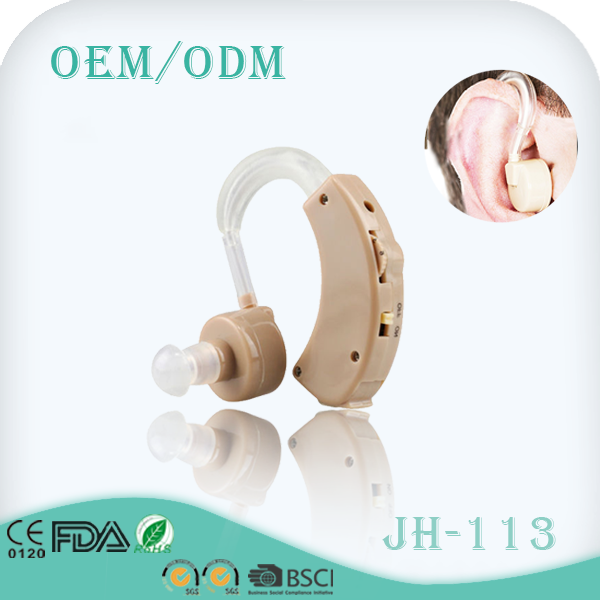 Hot High Quality behind-the-ear type hearing aids