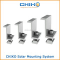 solar end clamp / mid clamps for pv solar installation system