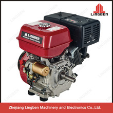 ZheJiang LingBen Power Value GX420 190F Engine 15Hp 1-Cylinder 4-Stroke T.C.I Recoil/Electric Start Gasoline Engine Generator
