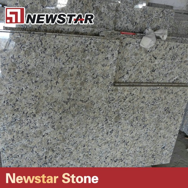 Newstar Polished Yellow Butterfly Granite Countertop