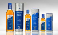 White & Blue Premium Whisky