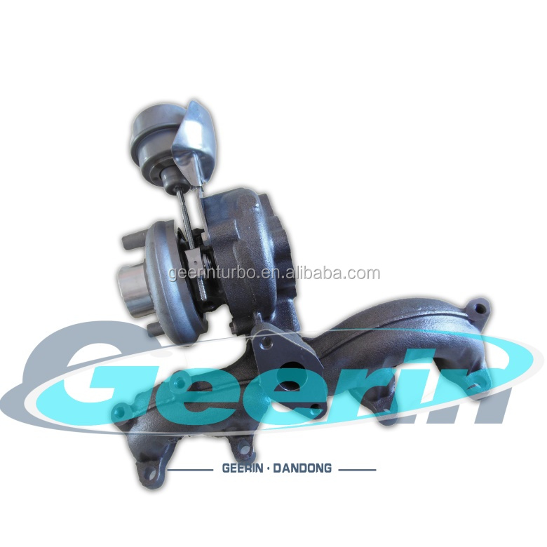 Geerin turbo BV39 54399880017 with ATD for Audi A3 1.9 TDI (8L)