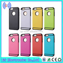 Fancy Colour Print Customized Laser Engraving Cell Phone Case For Iphone 6