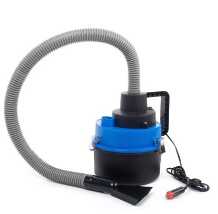 12V Mini Car Wet Dry Handheld Vacuum Cleaner