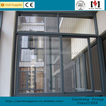 Gaoming aluminum residential windows casement hung arched for Residential window manufacturers