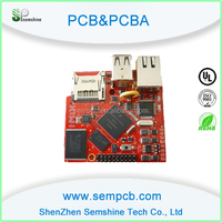 Led manual pcba factory/pcb assembly line factory in Shenzhen