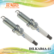 Wholesale spark plugs,For Ngk dilkar6a11 9029 nisssan spark plug laser iridium power ,Fits to 22401-JA01B
