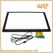 New OEM Digitizer 10.1 Inch Touch Screen Capacitive Touch Panel For Car GPS Navigator
