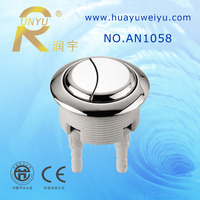 factory price toilet parts top flush push button