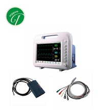 12.1 Inch Multi-Parameter Icu Safety Medical Patient Monitor Price
