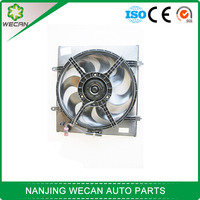 car cooling radiator fan / electric fan for chevrolet wuling chana chery dfm sokon geely greatwall