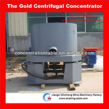 centrifugal force machine for gold