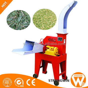 Firm Structure Straw Cutter Hay Cutter