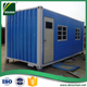 DESUMAN luxury price 40 foot prefabricated office restaurant coffee shop with wheels used container van house for sale