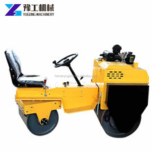 China famous brand easy operation road roller hand guide roller vibration roller diesel engine