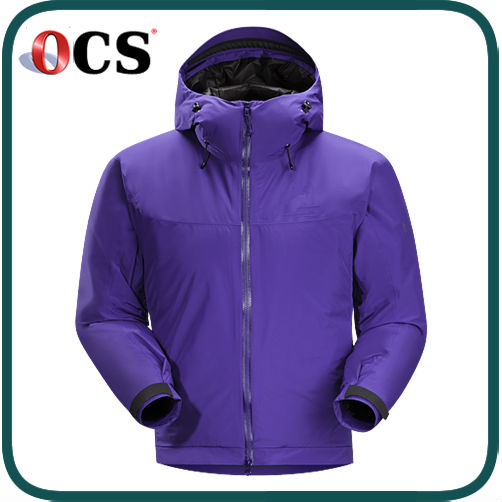 2013 Beauty Colour Windproof Winter Clothes
