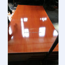 high gloss laminate uv mdf sheet for furniture