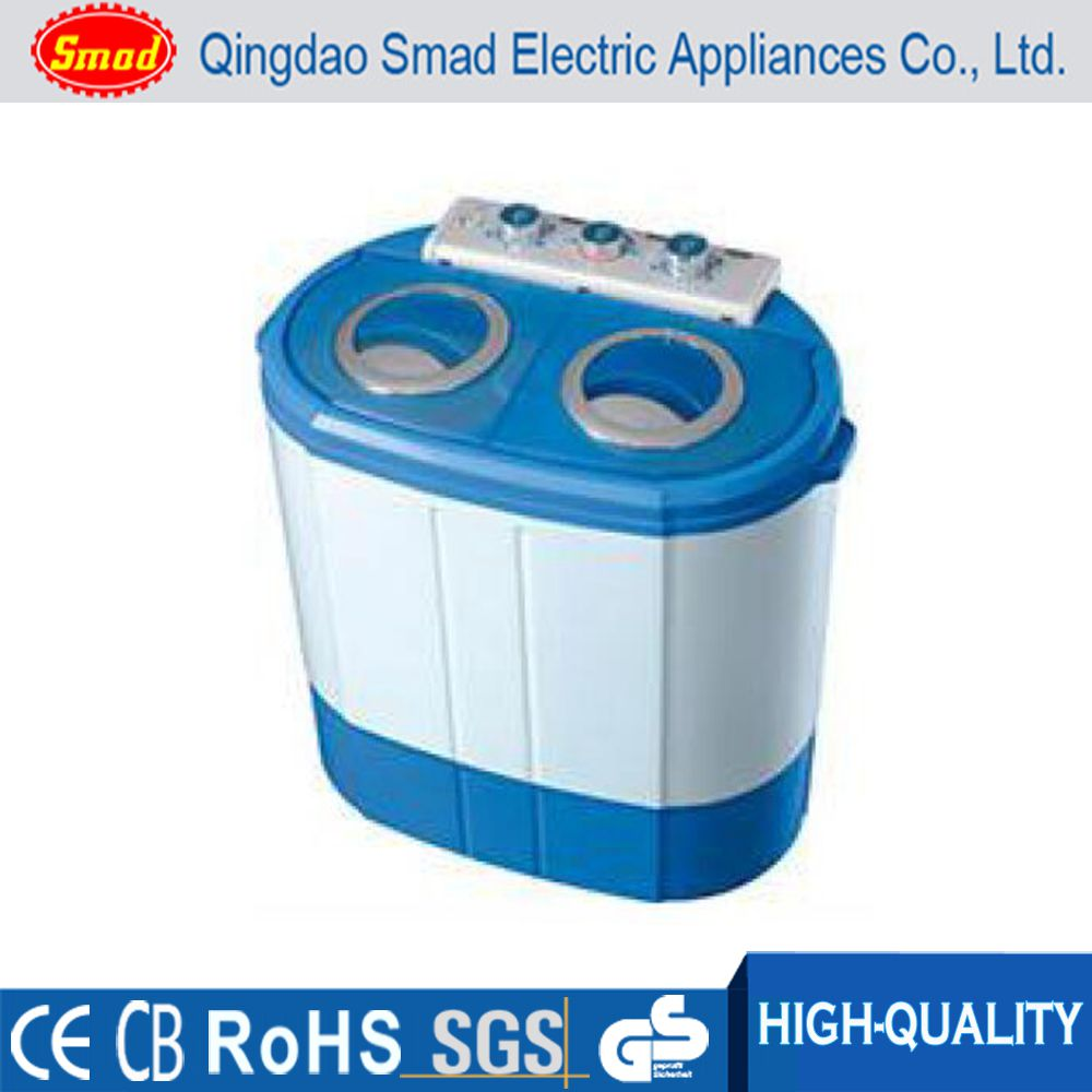 portable freestanding top loading baby clothes mini washing machine with spin