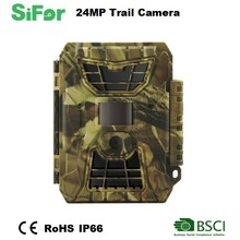 24MP Scouting 2.9C Trail Solar Powered Wildlife Thermal Outdoor Spy Time Lapse Camera