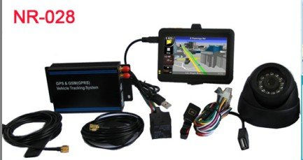 7inch touch screen smart cheap motorcycle gps navigation tracking