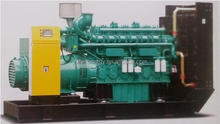 HOT SELL YUFA silent generator set small gas turbine generator ship engine generator