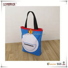 doraemon bag canvas printed bag cotton canvas bag