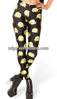 Tree trunks leggings womens spandex nylon leggings DL063