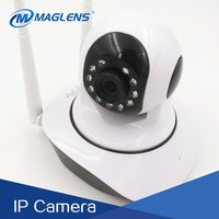 Installed in wall and Ceiling white plastic DC 5V/2A power supply onvif p2p door bell ip camera software