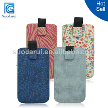 Leather Pouch for Samsung Galaxy S5 i9600 Case Mix color in stock