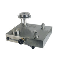 High Performance Dead Weight Tester Piston Pressure Gauge Calibrator