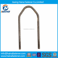 customize carbon steel OEM non-standard U Bolt by China made