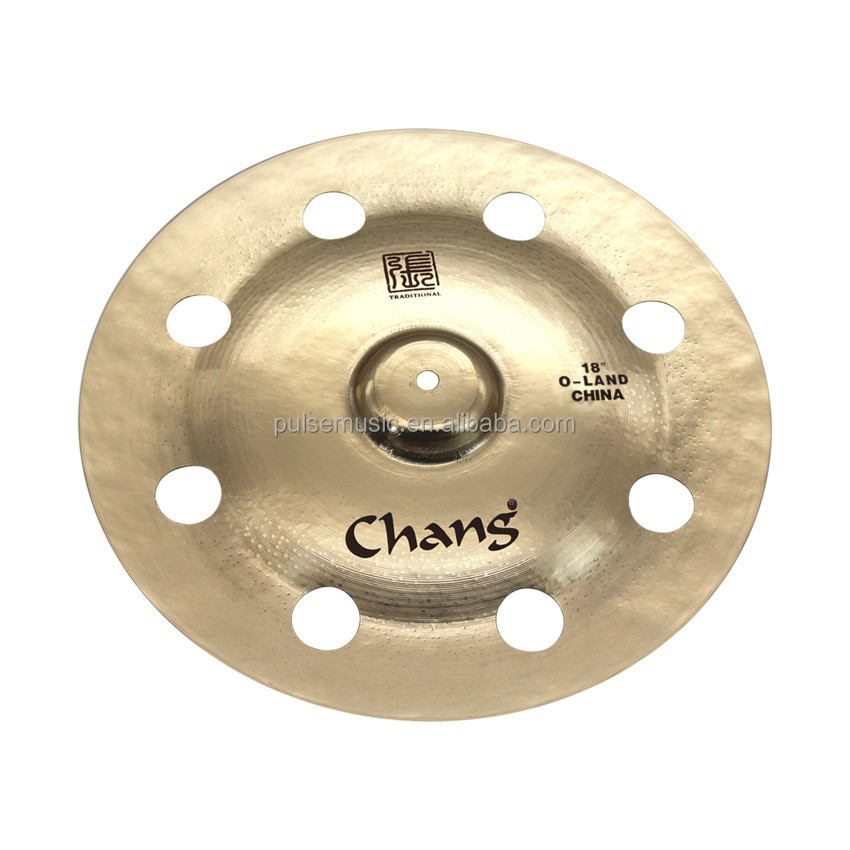 Chang O-LAND China Cymbal Percussion Effect Cymbals